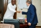 NEW BLACK STARS COACH MEETS YOUTH AND SPORTS MINISTER