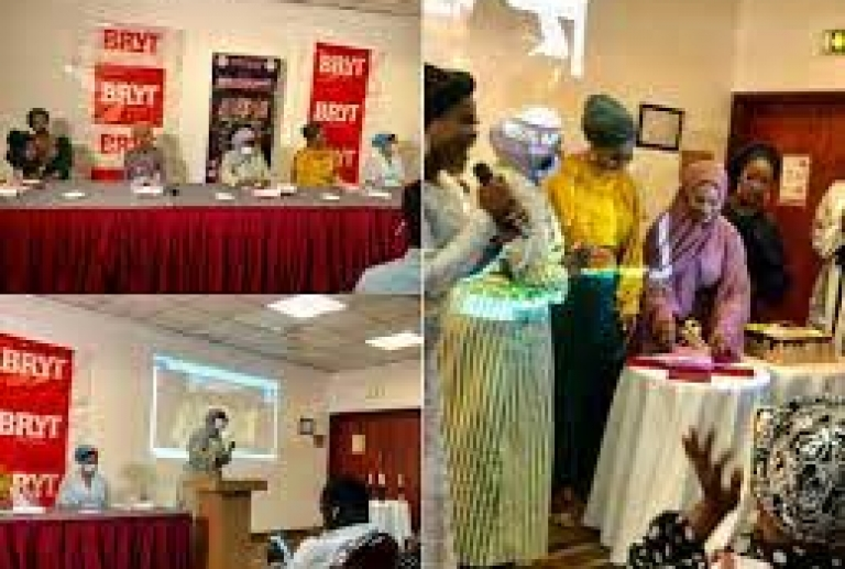 CRUIZ HOUSE EVENTS LAUNCH MISS MUSLIMAH GH 2020