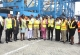 TRANSPORT MINISTER PAYS WORKING VISIT TO GPHA
