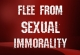 Flee from sexual immorality - Rev Dumasi
