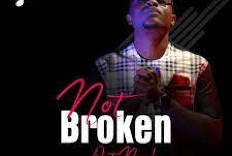NEW GOSPEL SENSATION LARBI DROPS NEW SONG 'NOT BROKEN'